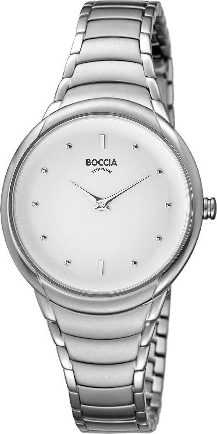 Женские часы Boccia Titanium 3276-12