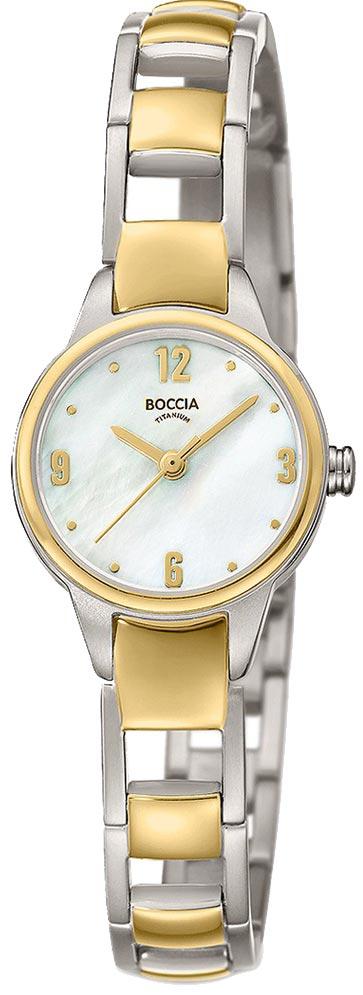 Женские часы Boccia Titanium 3277-02 все цены