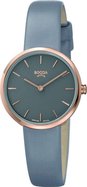 Женские часы Boccia Titanium 3279-03