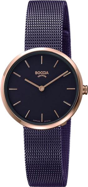 Женские часы Boccia Titanium 3279-06