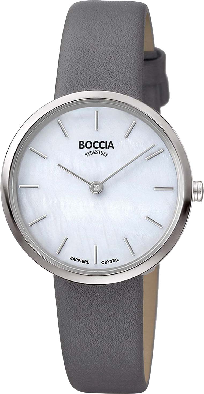 Женские часы Boccia Titanium 3279-07 женские часы boccia titanium 3279 05