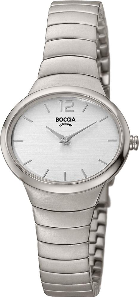Женские часы Boccia Titanium 3280-01 женские часы boccia titanium 3280 03