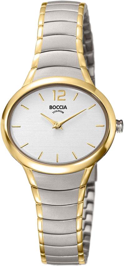 Женские часы Boccia Titanium 3280-03 женские часы boccia titanium 3280 03