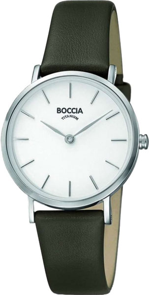 цена Женские часы Boccia Titanium 3281-01 онлайн в 2017 году