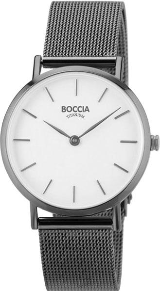 Фото «Титановые наручные часы Boccia Titanium 3281-04»