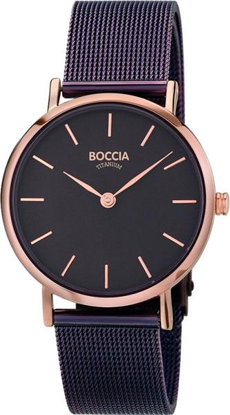 Женские часы Boccia Titanium 3281-05 женские часы boccia titanium 3281 04