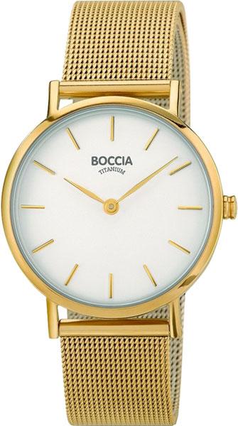 Женские часы Boccia Titanium 3281-06 цена