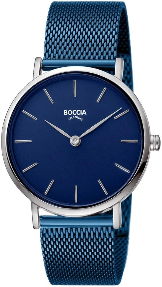 Женские часы Boccia Titanium 3281-08 женские часы boccia titanium 3281 04