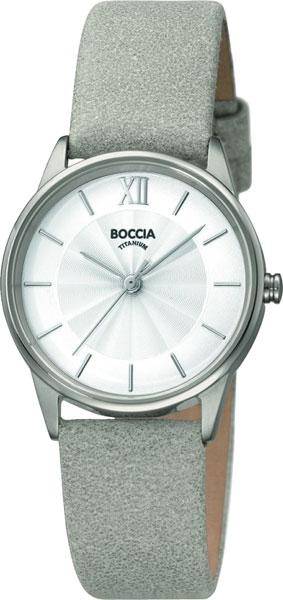Женские часы в коллекции Circle-Oval Женские часы Boccia Titanium 3282-01 фото
