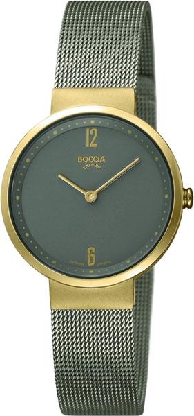 Женские часы Boccia Titanium 3283-02 все цены