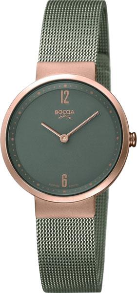 лучшая цена Женские часы Boccia Titanium 3283-03