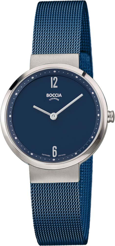 Женские часы Boccia Titanium 3283-04 женские часы boccia titanium 3281 04