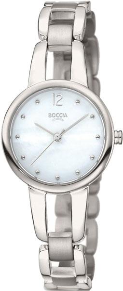 Женские часы boccia titanium 3290-01