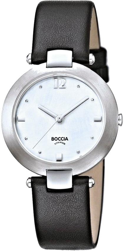 цена Женские часы Boccia Titanium 3292-01 онлайн в 2017 году