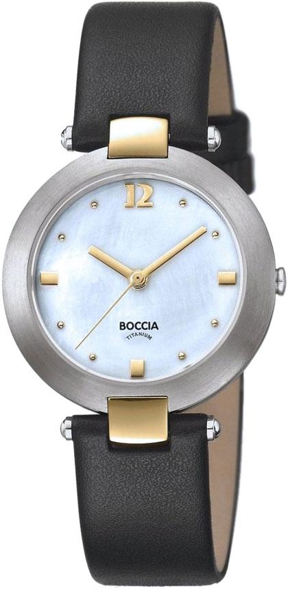 Женские часы Boccia Titanium 3292-02