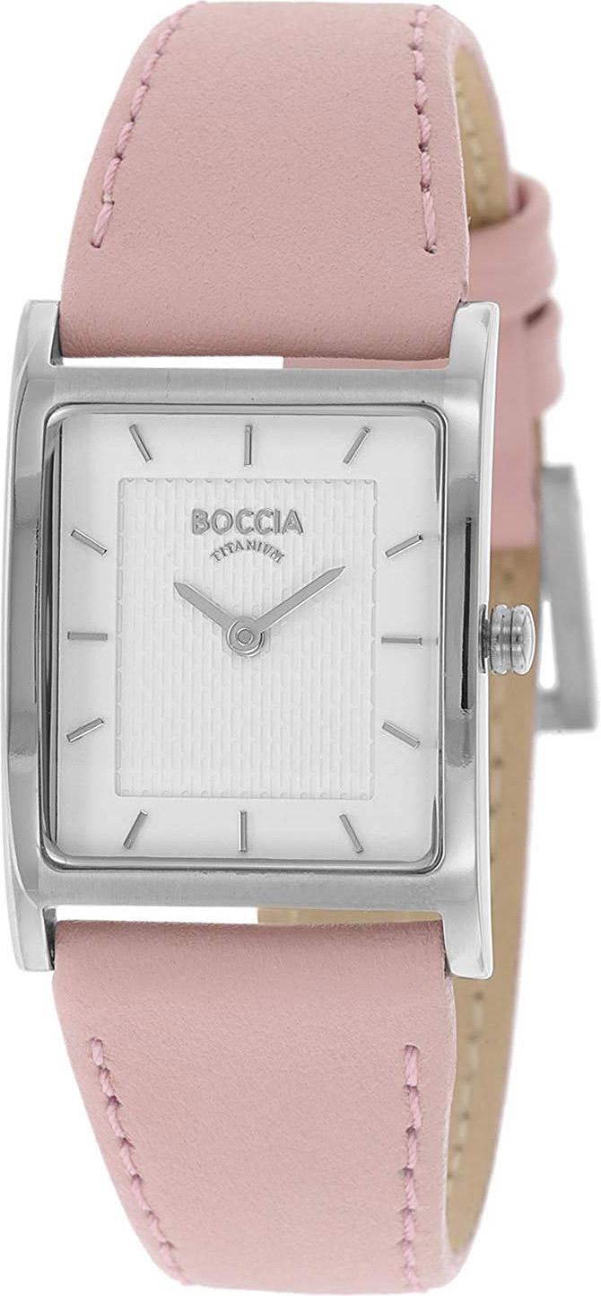 цена Женские часы Boccia Titanium 3294-01 онлайн в 2017 году