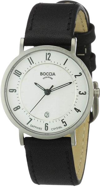 цена Женские часы Boccia Titanium 3296-01 онлайн в 2017 году