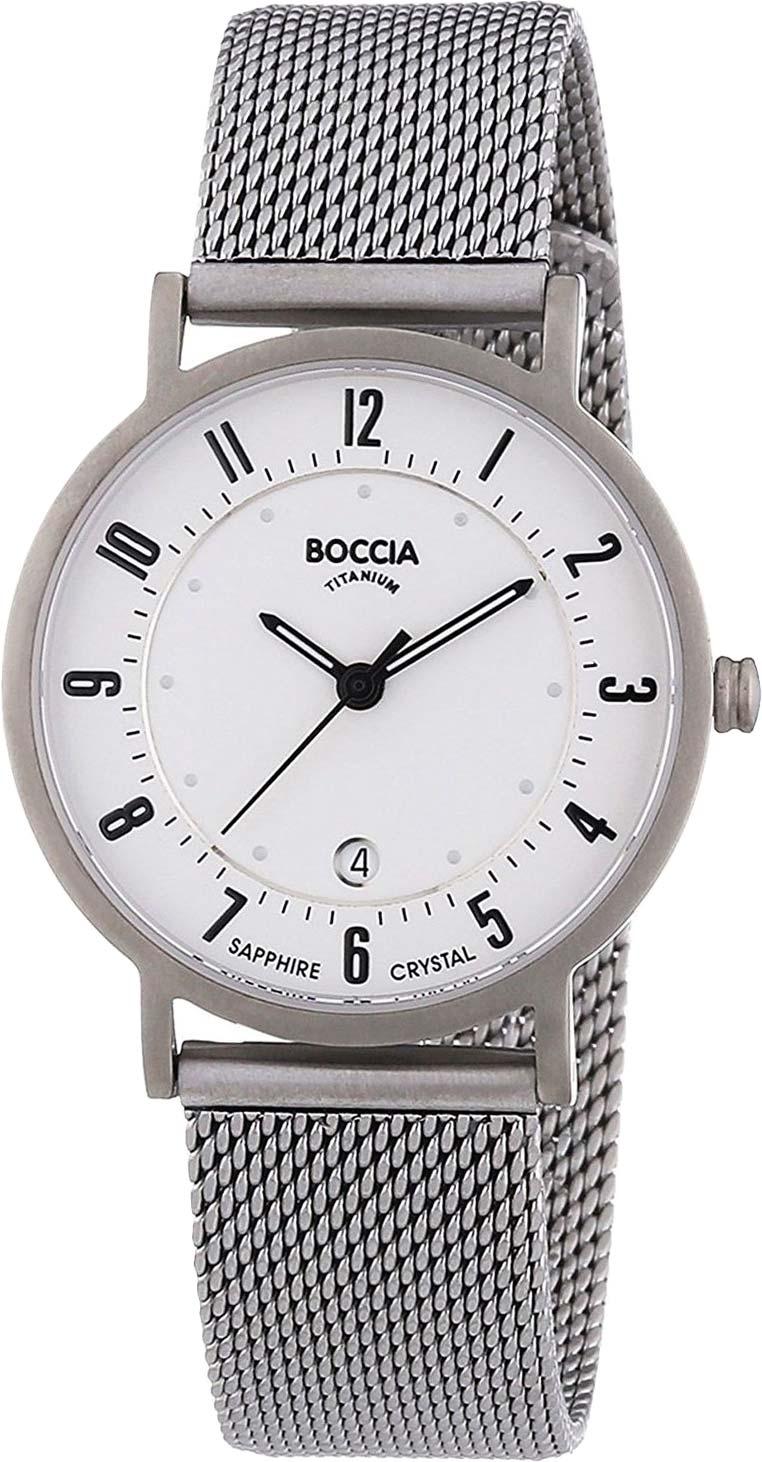 Женские часы Boccia Titanium 3296-02 женские часы boccia titanium 3279 05