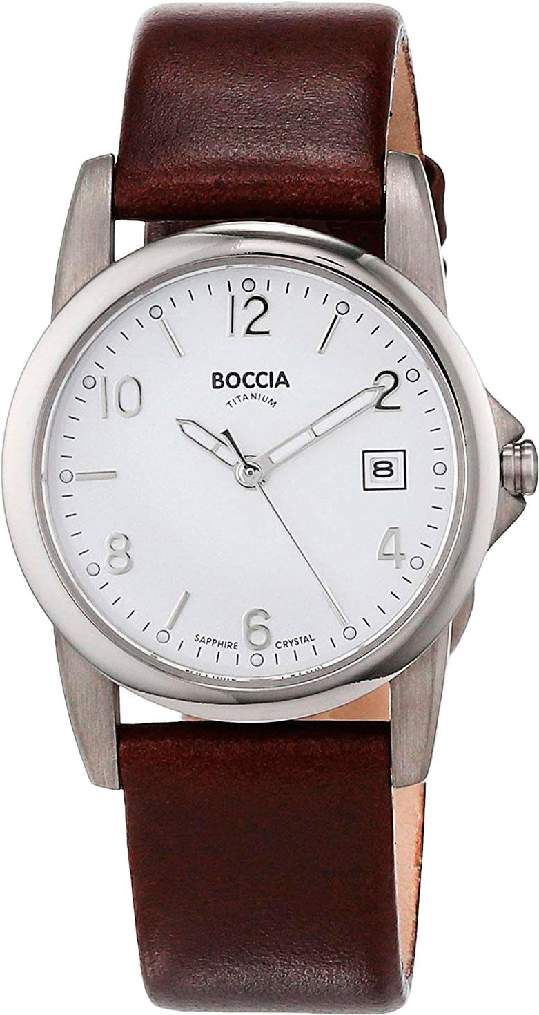 Женские часы Boccia Titanium 3298-02