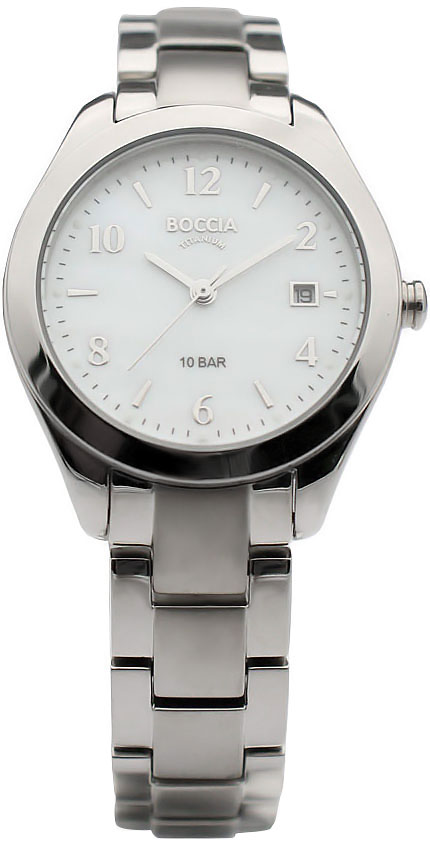 Женские часы Boccia Titanium 3300-01 все цены