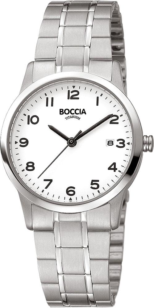 Женские часы Boccia Titanium 3302-01 цена