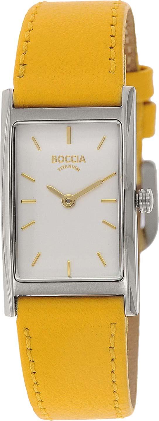 Женские часы Boccia Titanium 3304-05 женские часы boccia titanium 3279 05