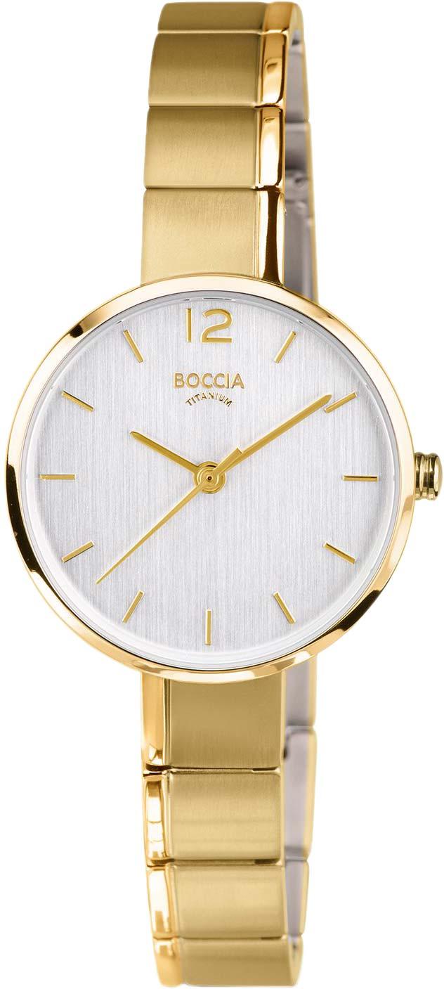 Женские часы Boccia Titanium 3308-03 женские часы boccia titanium 3280 03