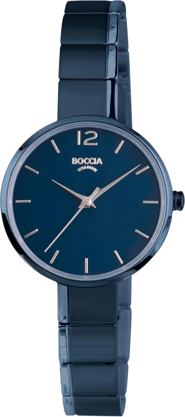 Женские часы Boccia Titanium 3308-04 женские часы boccia titanium 3281 04