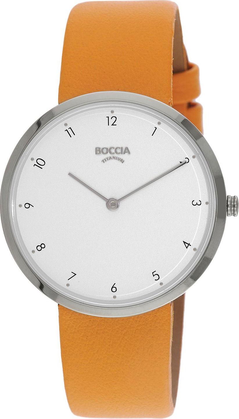 Женские часы Boccia Titanium 3309-01