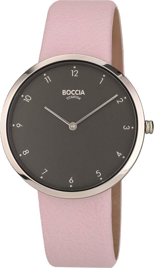 Женские часы Boccia Titanium 3309-04 женские часы boccia titanium 3281 04