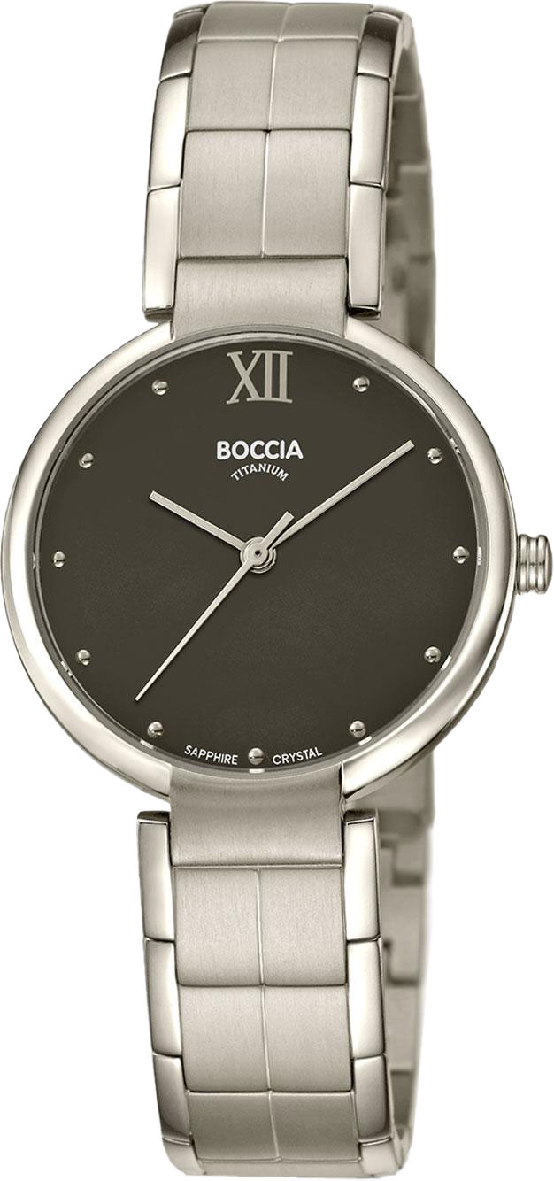 Женские часы Boccia Titanium 3313-01