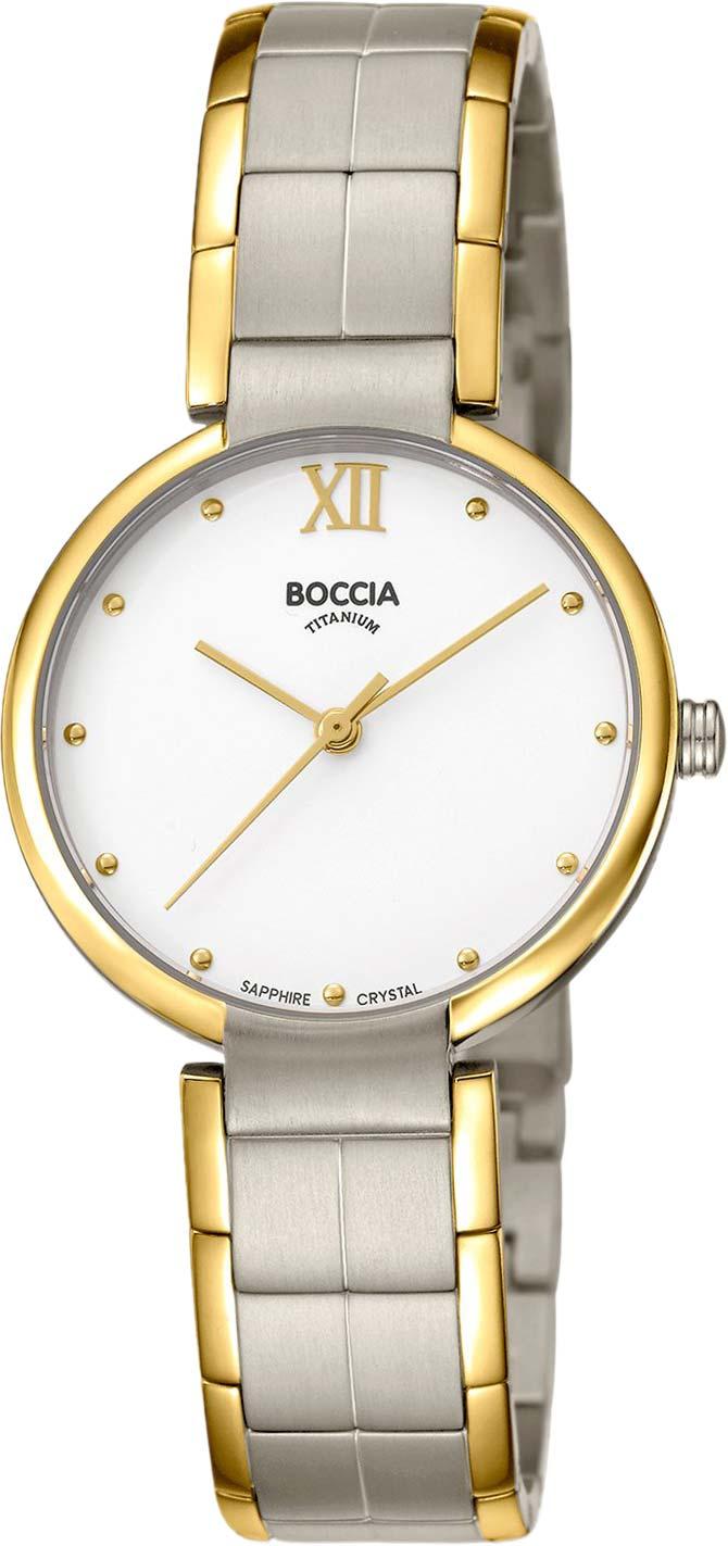 Женские часы Boccia Titanium 3313-02 аксессуар panasonic ug 3313