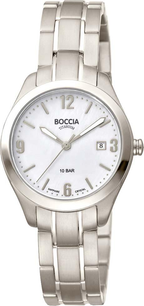 Женские часы Boccia Titanium 3317-01