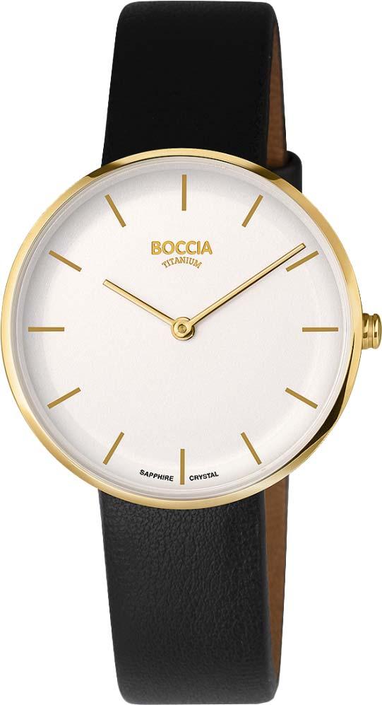 Женские часы Boccia Titanium 3327-04 женские часы boccia titanium 3281 04