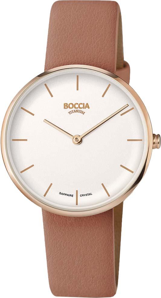 Женские часы Boccia Titanium 3327-05 женские часы boccia titanium 3279 05