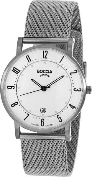 Мужские часы Boccia Titanium 3533-04 led light bulb r50 r63 r80 e14 e27 b22 5w 7w 9w 5730smd reflector light lamp bulb pure warm natural white lighting ac85 265v