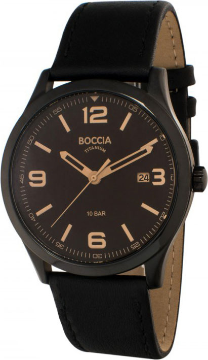 Мужские часы Boccia Titanium 3583-03