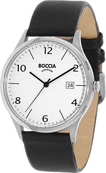 Мужские часы Boccia Titanium 3585-01 мужские часы boccia titanium 3592 01