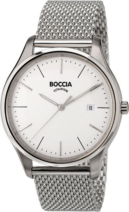 Мужские часы Boccia Titanium 3587-03 мужские часы boccia titanium 521 03
