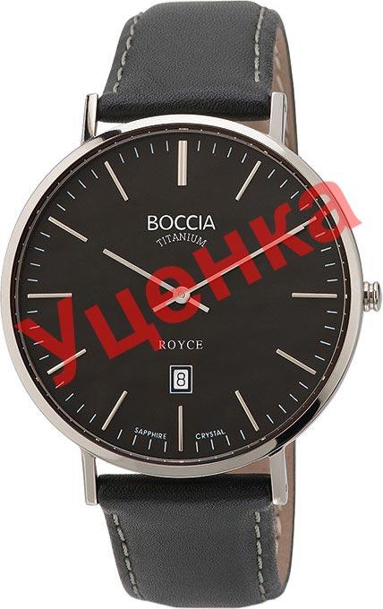 Мужские часы Boccia Titanium 3589-02-ucenka