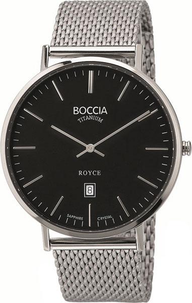 Мужские часы Boccia Titanium 3589-07