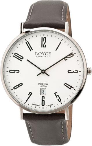 Мужские часы Boccia Titanium 3589-08 мужские часы boccia titanium 3589 06
