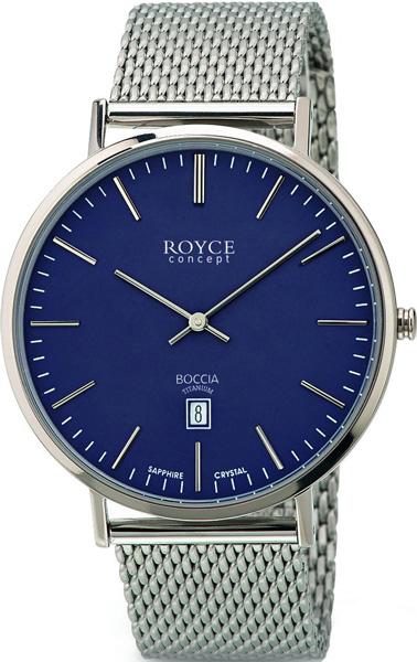 Мужские часы Boccia Titanium 3589-13 мужские часы boccia titanium 3589 06