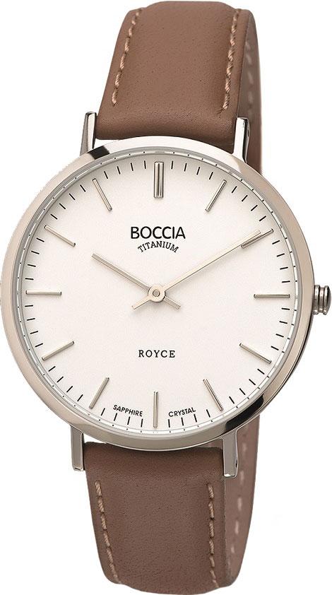 Мужские часы Boccia Titanium 3590-01 мужские часы boccia titanium 3592 01