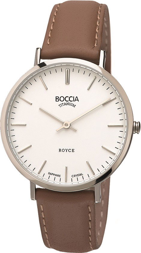Мужские часы Boccia Titanium 3590-01 цена и фото