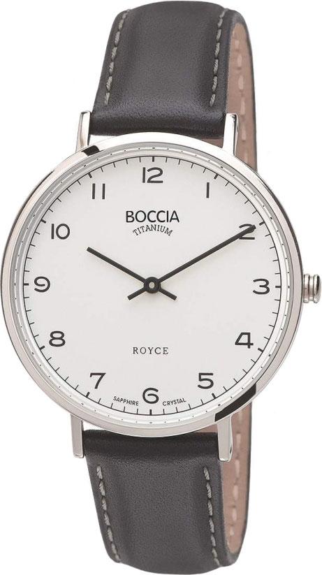 Мужские часы Boccia Titanium 3590-04 цена и фото