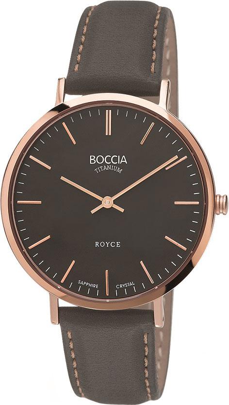 лучшая цена Мужские часы Boccia Titanium 3590-06