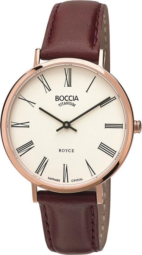 Мужские часы Boccia Titanium 3590-07 цена и фото