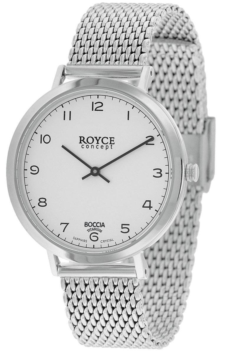 Мужские часы Boccia Titanium 3590-08 цена и фото