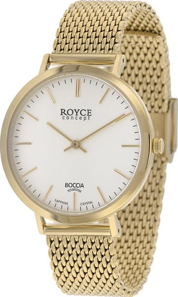 Мужские часы Boccia Titanium 3590-11 цена и фото